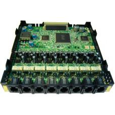 8-портовая плата аналоговых внутренних линий (SLC8) для KX-TDA30