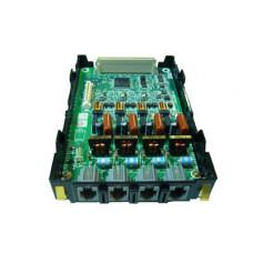 4-портовая плата аналоговых внешних линий (LCOT4) для KX-TDA30