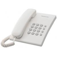 Проводной телефон KX-TS2350RU, белый