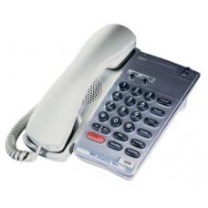 Телефон DTR-2DT-1 (WH)  2 доп. кнопки, без дисплея.