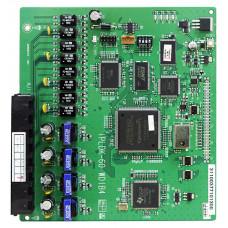 Плата интерфейса 4-х базовых станций DECT и 4-х системных телефонов, WDIB4 для АТС ipLDK-60