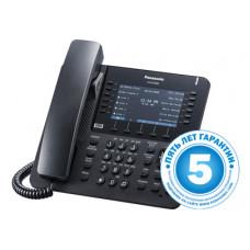 IP телефон Panasonic KX-NT680, черный