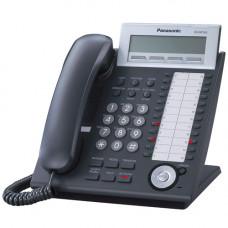IP телефон Panasonic KX-NT343, черный