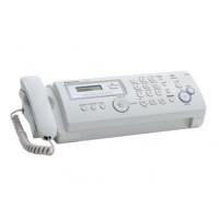 Факс Panasonic KX-FP207RU на термобумаге, белый