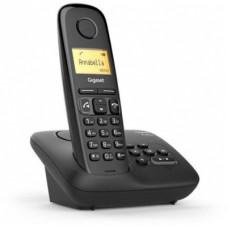 Радиотелефон DECT Gigaset A270 AM, черный