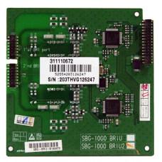 Плата расширения на 1 порт ISDN BR, BRIU для LG-Ericsson iPECS SBG-1000