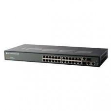 Управляемый коммутатор c PoE LG-Ericsson ES-3024GP