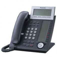 IP телефон Panasonic KX-NT366, черный