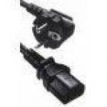 Кабель питания для кабинета Mains Lead Angled IEC60320 C13 - EU