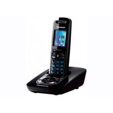 Радиотелефон DECT Panasonic KX-TG8421RU с автоответчиком, черный