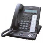 Системный телефон Panasonic KX-T7630, черный