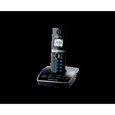 Радиотелефон DECT Panasonic KX-TG8061RU, черный