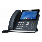 SIP телефон Yealink SIP-T48U, цветной сенсорный экран, 2 USB, 16 аккаунтов, BLF, PoE, GigE, без БП