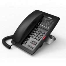 Гостиничный IP телефон Fanvil H3, 2 SIP линии, аудио HD, PoE, 10 программных клавиш, 2xEthernet