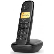 Радиотелефон DECT Gigaset A170, черный