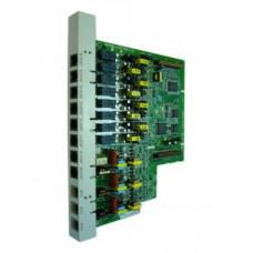 8-портовая плата гибридных внутренних линий с 3-мя портами аналоговых внешних (CO) линий