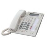 Системный телефон Panasonic KX-T7735, белый