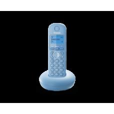 Радиотелефон DECT Panasonic KX-TGB210, голубой
