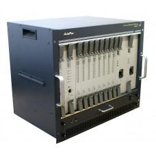 VoIP шлюз VoiceFinder AP6800, шасси для установки 8 модулей MGSA