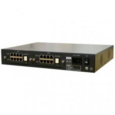 VoIP шлюз VoiceFinder AP1800, 16FXS, 2x100TX Eth