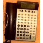 Б\У Системный телефон DTP-32D, ЖКИ, 16 DSS, черный