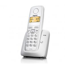 Радиотелефон DECT Gigaset A120, белый