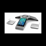 Конференц-телефон Yealink CP960, SIP, 2 внешних микрофона, PoE, запись разговора