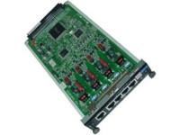 4-портовая плата аналоговых внешних линий (LCOT4) для KX-NCP