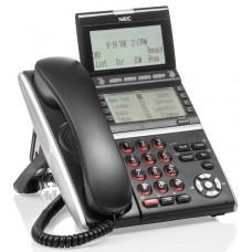 IP Телефон NEC ITZ-8LDG, DT830G-8LDG черный