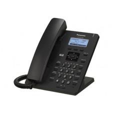 Проводной VoIP SIP-телефон Panasonic KX-HDV130, черный