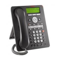 IP телефон Avaya 1608, черный (IP PHONE 1608-I BLK)