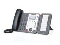 Комплект IP телефон Escene ES330PEN с консолью расширения ESM32