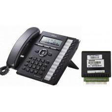 SIP телефон Ericsson-LG IP8830 в комплекте с Модулем Wi-Fi