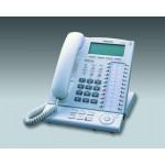 Системный телефон Panasonic KX-T7636, белый