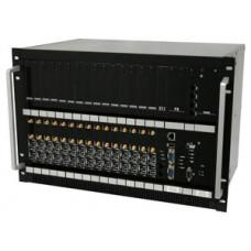 Многоканальный GSM Шлюз Topex MultiAccess, интерфейсы ISDN PRI и VoIP, от 2 до 60 GSM каналов, шасси