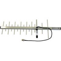 Внешняя направленная антенна YAGI, усиление 13дБ, кабель 10м, SMA- коннектор, подключение к сумматор