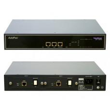VoIP шлюз VoiceFinder AP1800, Шасси на 2 слота расширения (до 16 аналоговых портов или 2 E1)