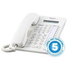 Системный телефон Panasonic KX-AT7730, белый