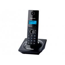 Радиотелефон DECT Panasonic KX-TG1711RU, черный