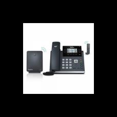 Настольный SIP-DECT телефон Yealink W41P, база+T41S+DDK10