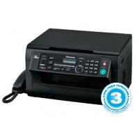 МФУ Panasonic KX-MB2020RU, черный