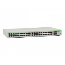 Коммутатор Allied Telesis AT-9000/52, 48 x 10/100/1000, 4 SFP Combo, WebView, SNMP