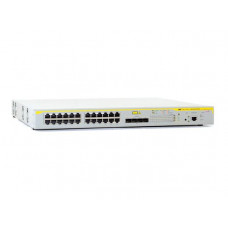 Коммутатор Allied Telesis AT-9424T, L3, 24 x 10/100/1000, 4 SFP Combo, WebView, SNMP