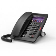 Гостиничный IP телефон Fanvil H5, 2 SIP линии, аудио HD, PoE, 10 программных клавиш, 2xEthernet