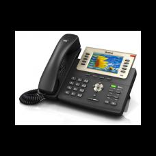 SIP телефон Yealink SIP-T29G, цветной экран, 16 линий, BLF, PoE, GigE