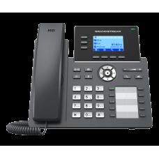 IP телефон GRP2604, 6 SIP аккаунтов, 3 линии, 10 BLF, PoE, без БП
