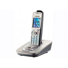 Радиотелефон DECT Panasonic KX-TG8421RU с автоответчиком, золото