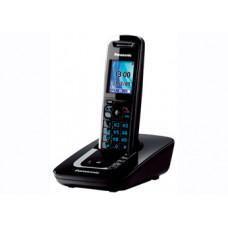 Радиотелефон DECT Panasonic KX-TG8411RU с автоответчиком, черный