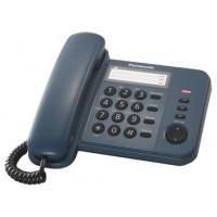 Проводной телефон KX-TS2352RU, синий