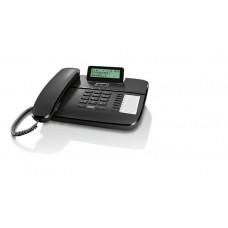 Проводной телефон Gigaset DA710, черный